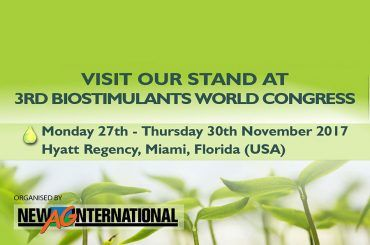 Biostimulants World Congress Miami 2017