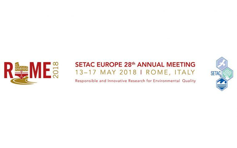 Setac Rome - Setac Europe Annual Meeting